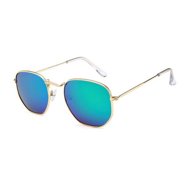 Classic Vintage Sunglasses Sunglasses & Glasses Women's Sunglasses Lenses Color : Black / Gray|Gold / Ocean Red|Gold / Ocean Blue|Gold / Ocean Yellow|Silver / Ocean Purple|Black / White|Gold / Blue|Gold / Dark Green|Gold / OceanPink|Gold / Gray|Gold / Green|Gold / Pink|Gold / White|Silver / White|Silver / Silver
