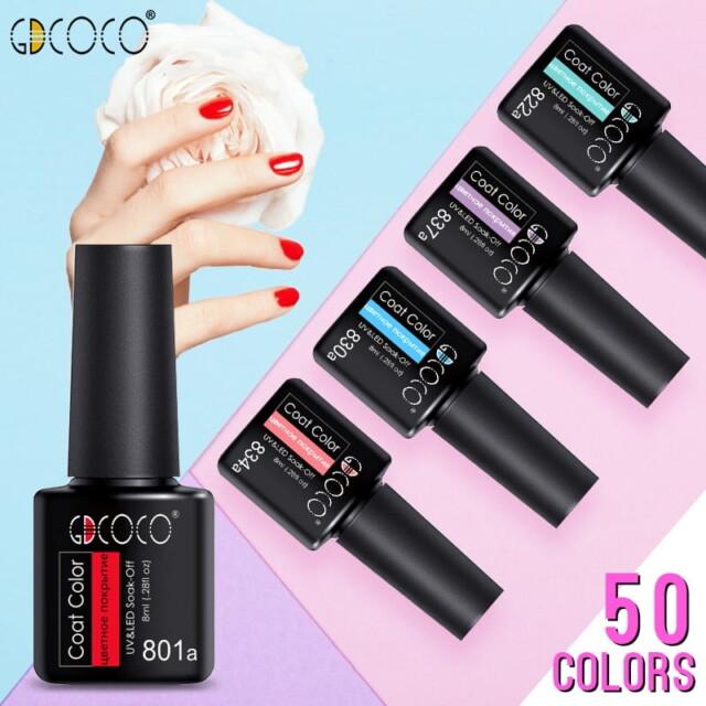 Luxury Colors Gel Nail Polish Beauty & Health Nail Gel Nail Tools