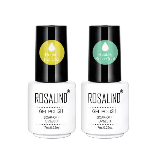 Nail Base Gel Polish Beauty & Health Nail Tools Top & Base Coat